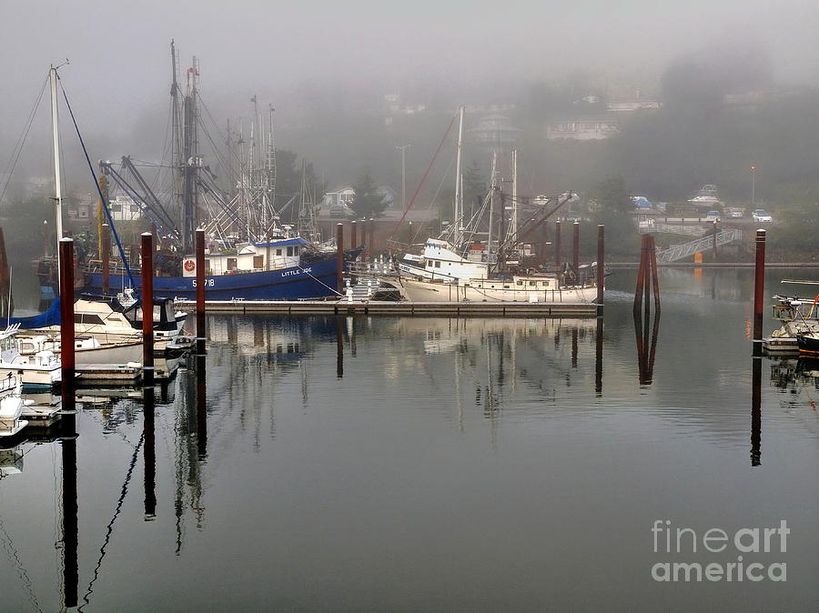 Harbor Photograph  - Harbor Fine Art Print