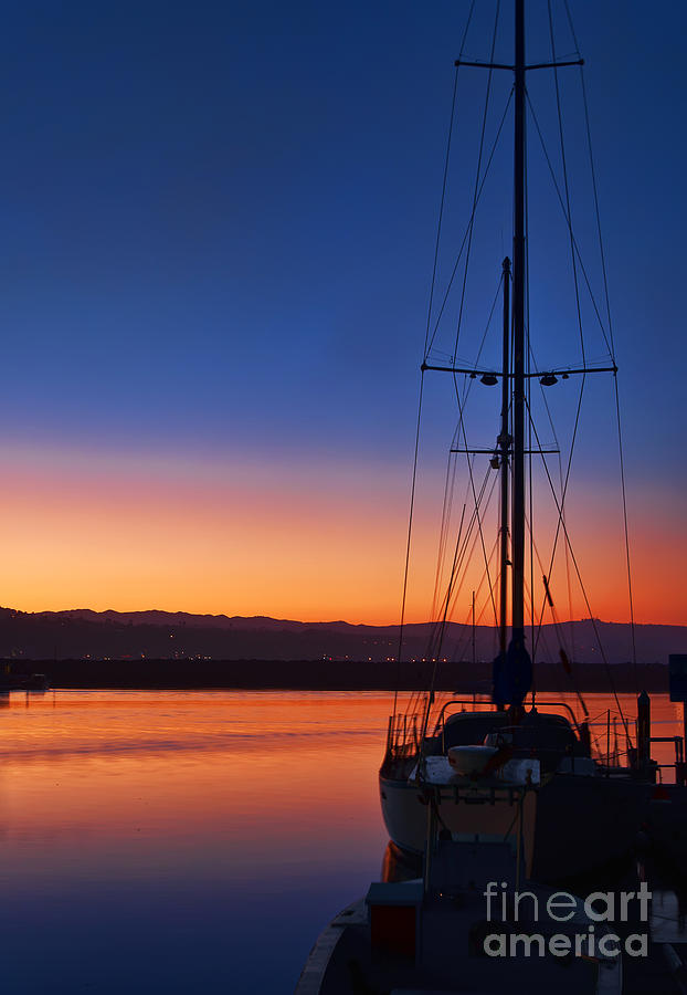 Harbor Sunrise Photograph  - Harbor Sunrise Fine Art Print