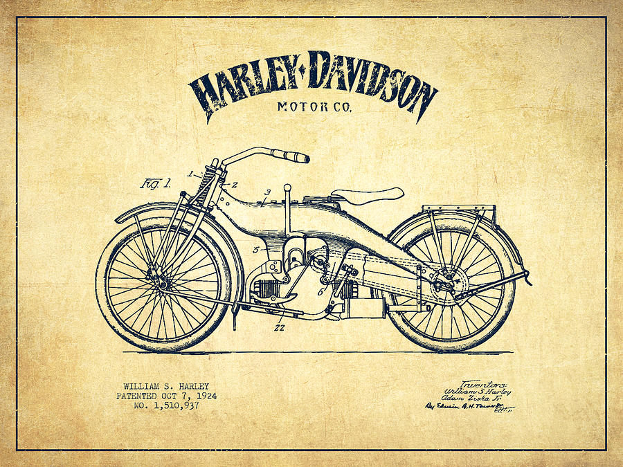 harley davidson motorcycle drawing car interior design. Black Bedroom Furniture Sets. Home Design Ideas