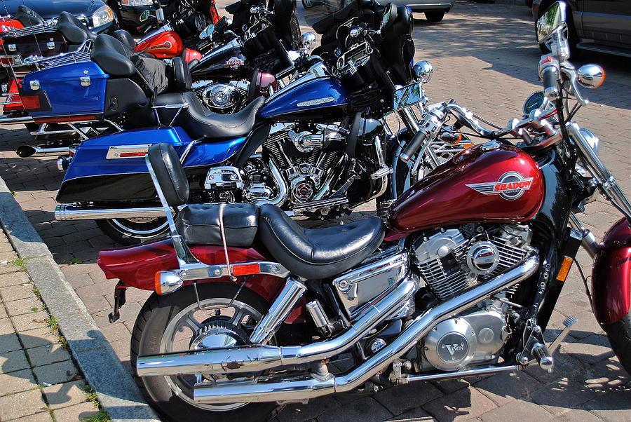 Harley Davidson Photograph