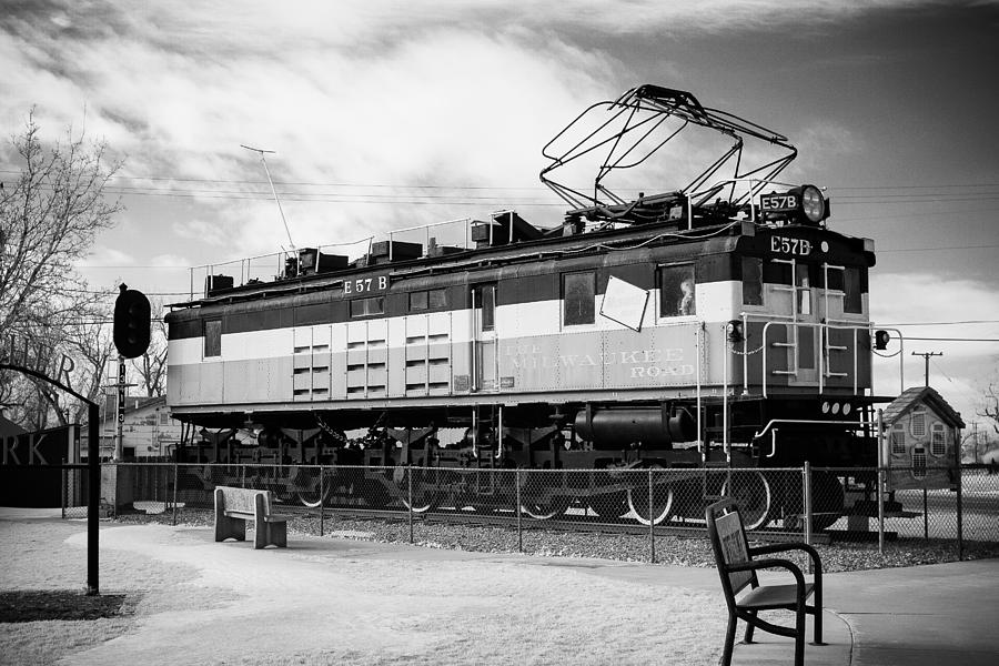 Harlo Train Photograph  - Harlo Train Fine Art Print