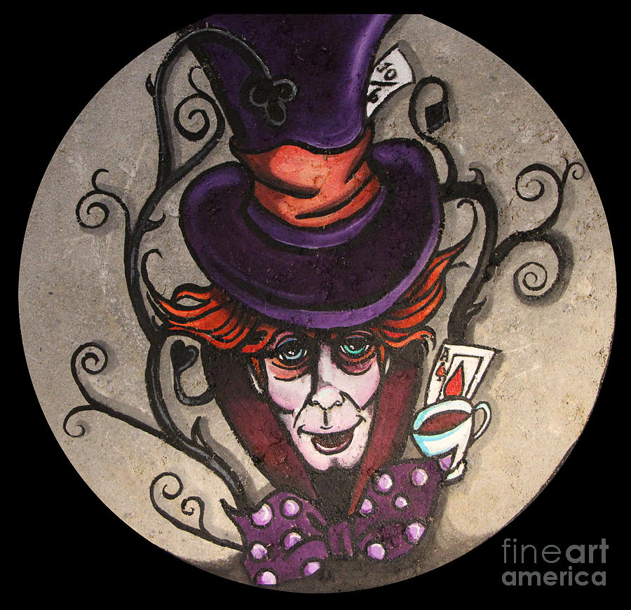 Hatter Painting