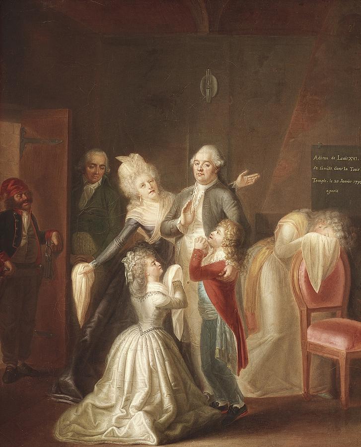 Hauer, Jean Jacques 1751-1829. Louis Photograph