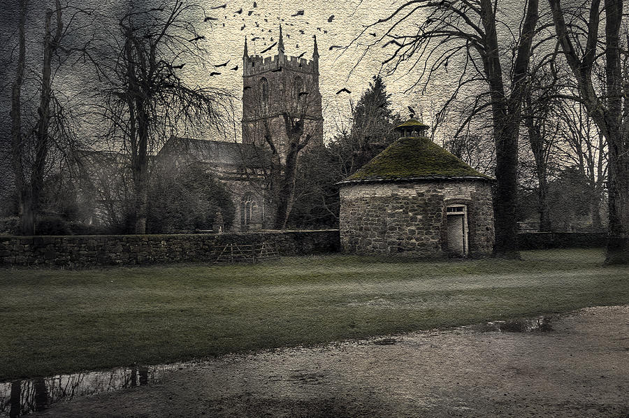 Haunted Village Photograph  - Haunted Village Fine Art Print