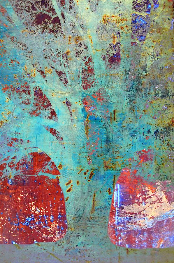 Abstracts Photograph - Havana Oak by Jan Amiss Photography