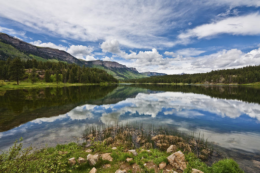 Haviland Lake Colorado Photograph