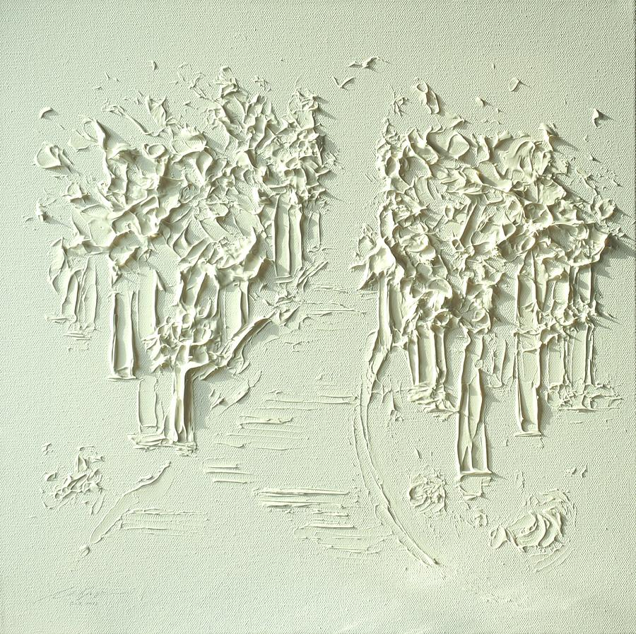 Forest Relief - He Protects IIi by Wings  Mok