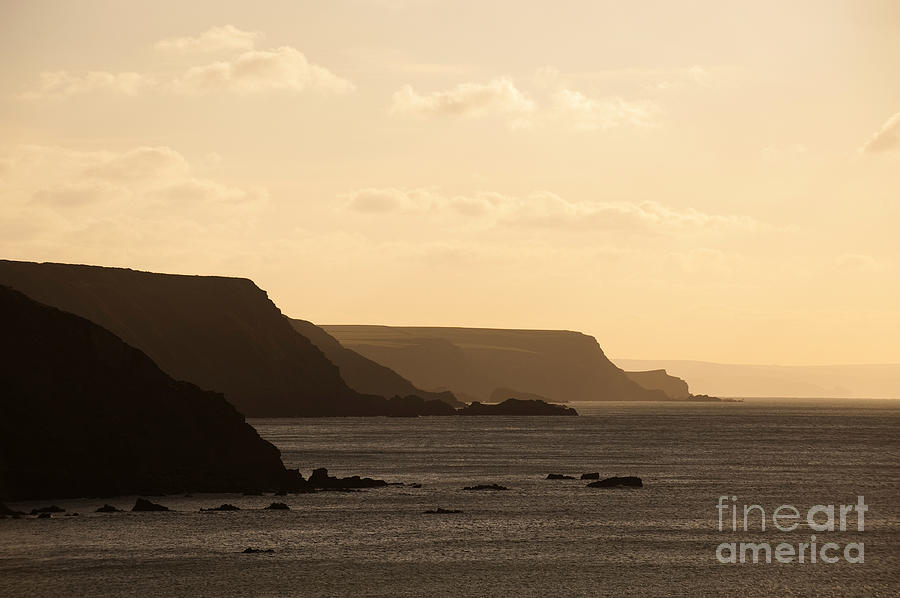 Headland Photograph
