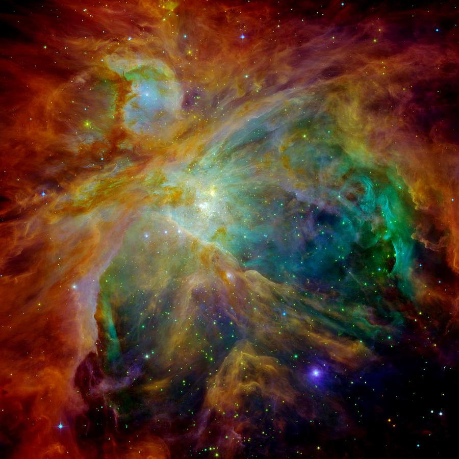 Heart Of Orion Photograph