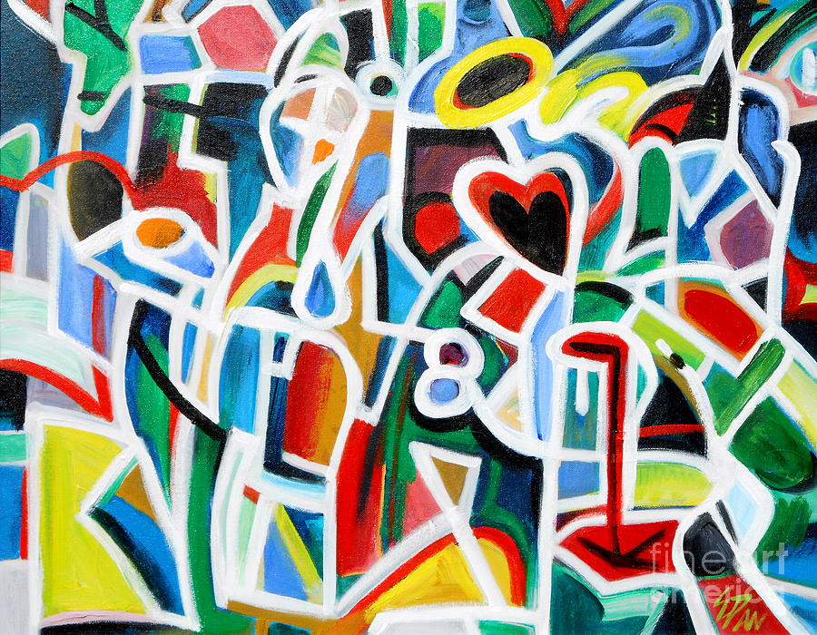 What Is Shape In Art : Image gallery shape paintings