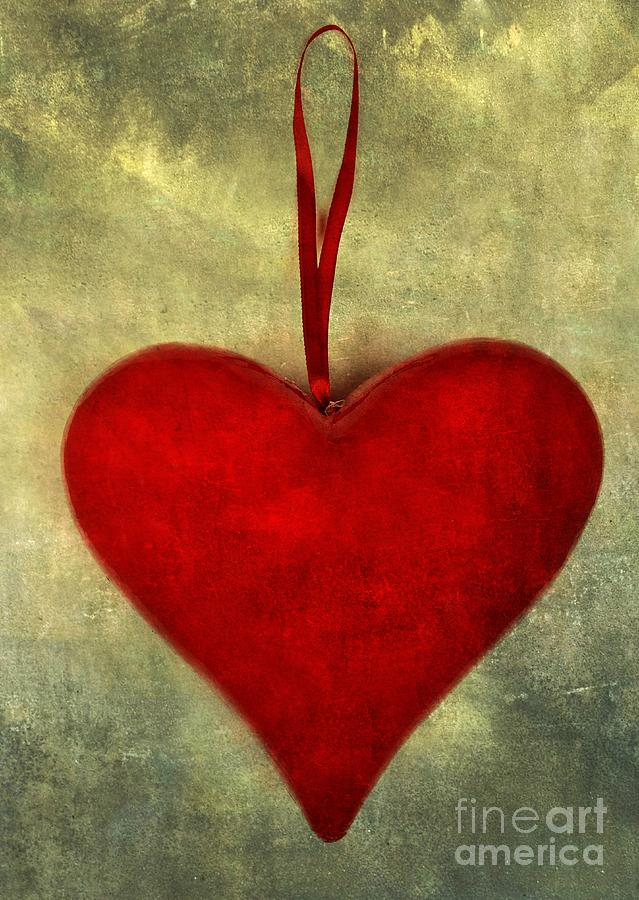 Heart Shape Photograph  - Heart Shape Fine Art Print