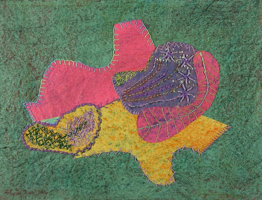 Heartfelt Tapestry - Textile