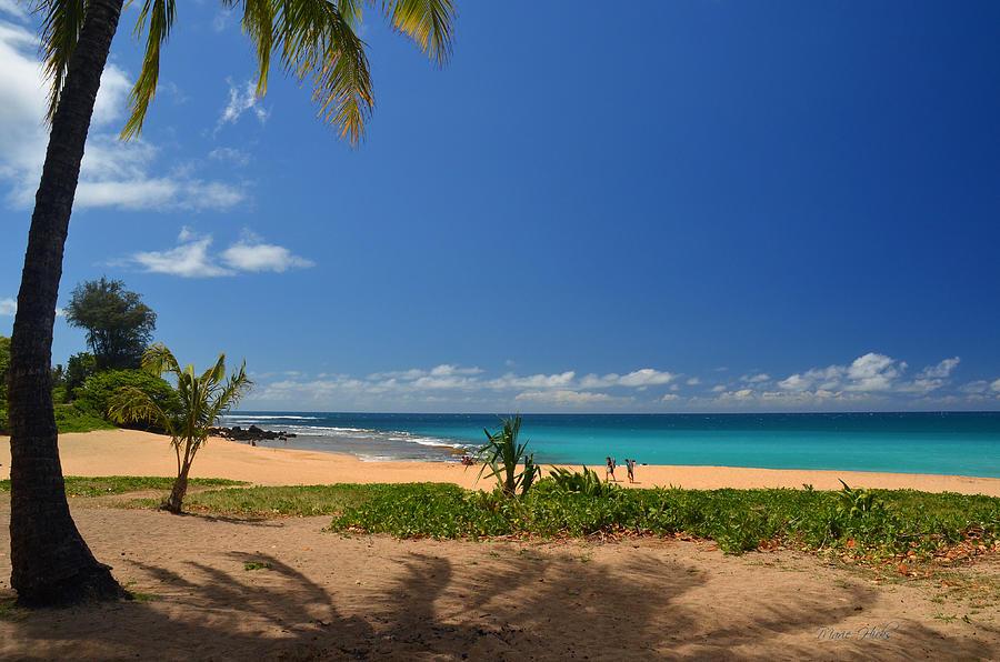 Heavenly Haena Beach Photograph