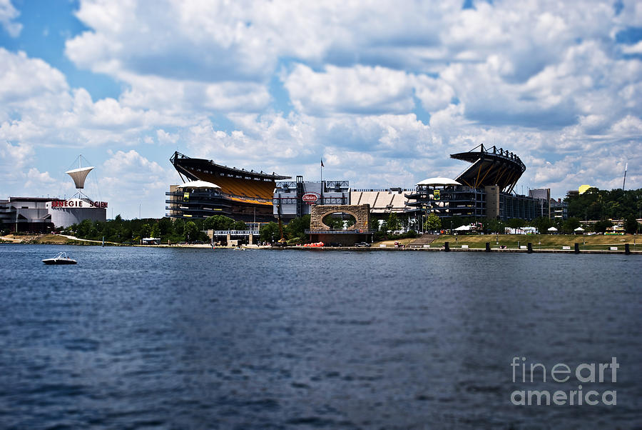 Heinz Field Photograph by Pittsburgh Photo Company