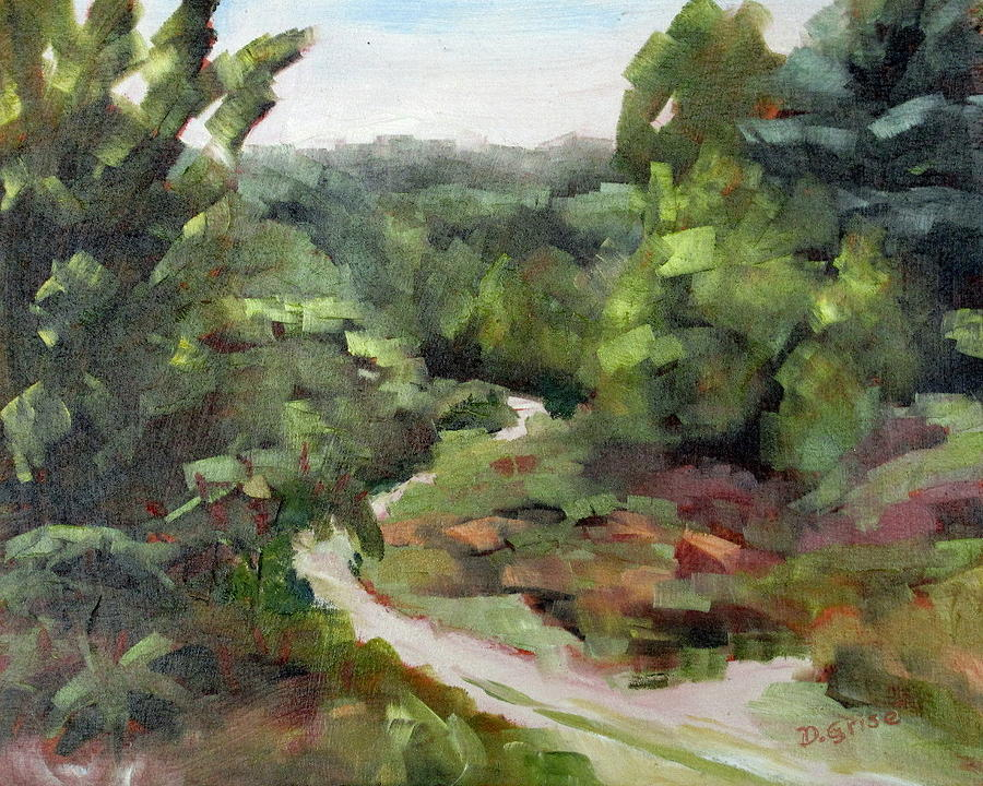 Heritage Trail Painting