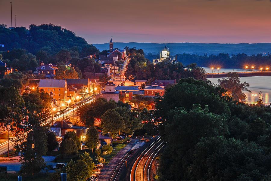 Hermann Missouri - A Most Beautiful Town Photograph