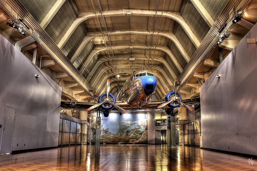 Heroes Of The Sky Henry Ford Museum Dearborn Mi Photograph