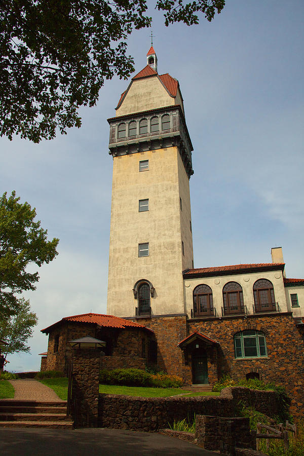 Heublein Tower Photograph
