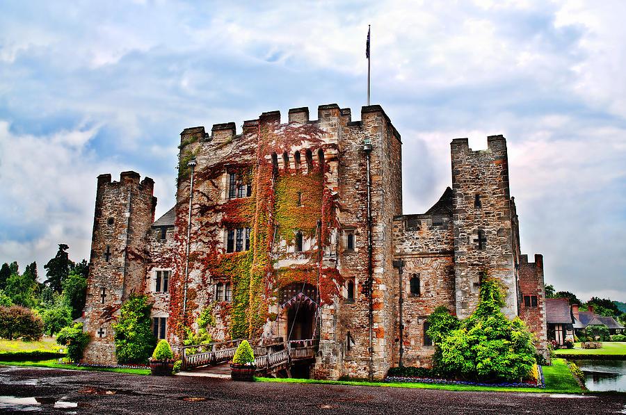 Hever Castle Photograph