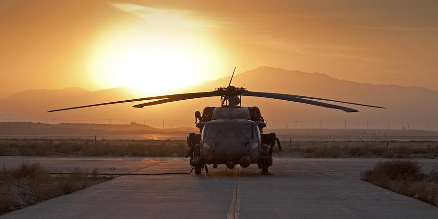 Hh-60 Pavehawk Photograph