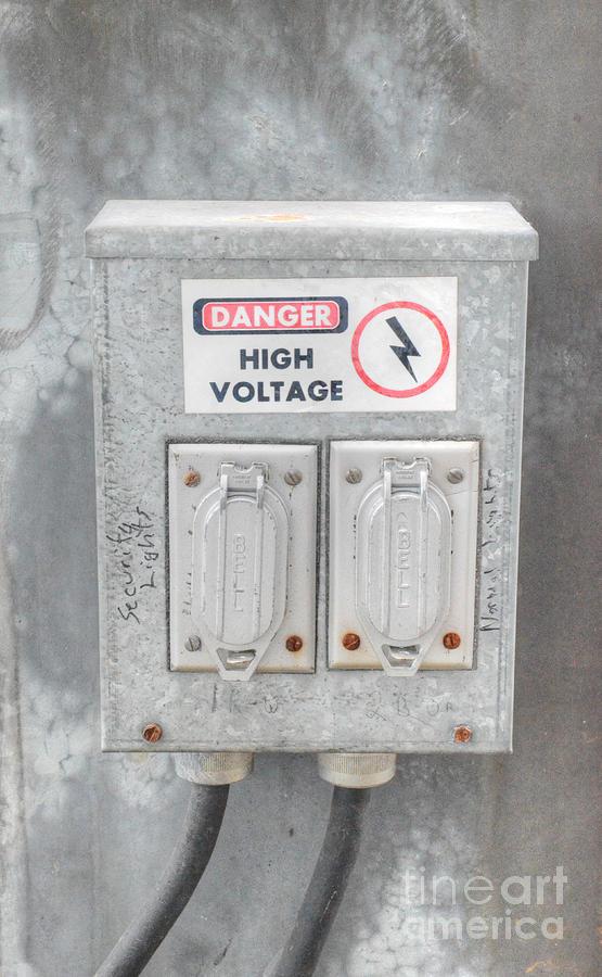 High Voltage Photograph