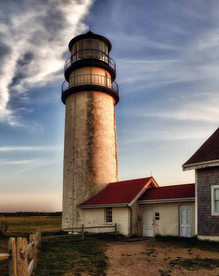 Highland Lighthouse Photograph