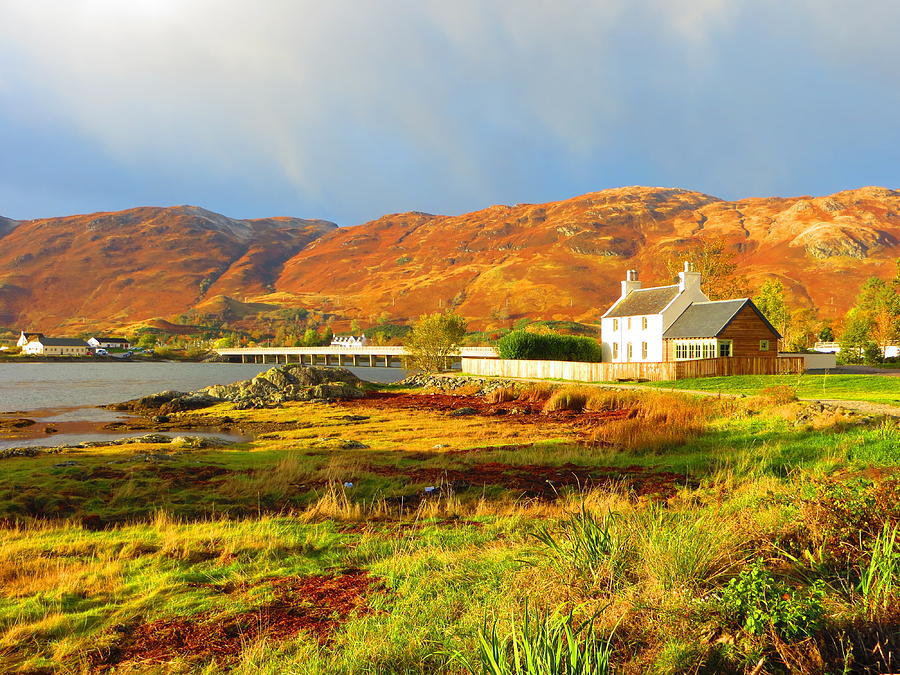 Highlands Of Scotland Photograph  - Highlands Of Scotland Fine Art Print