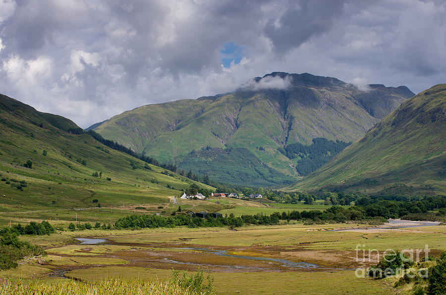 Highlands Photograph  - Highlands Fine Art Print