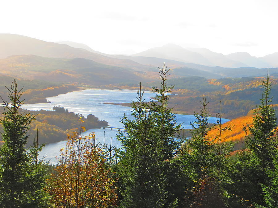 Highlands Scotland Photograph  - Highlands Scotland Fine Art Print
