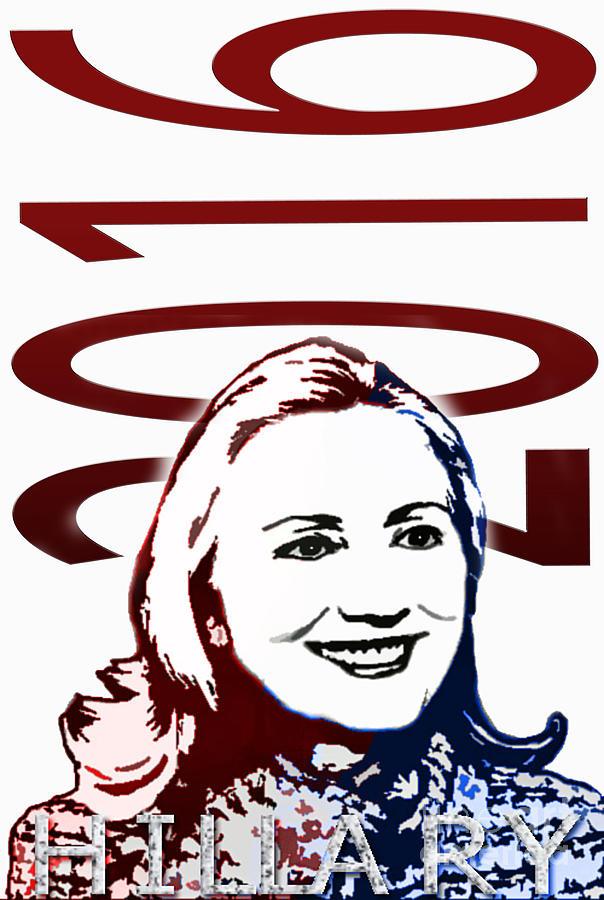 Hillary 2016 Photograph