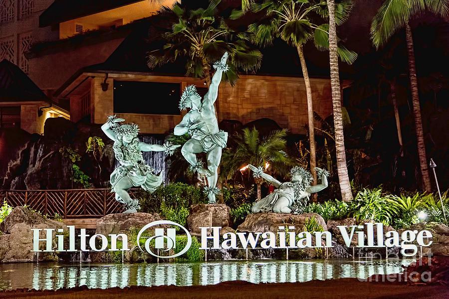 Hilton Photograph