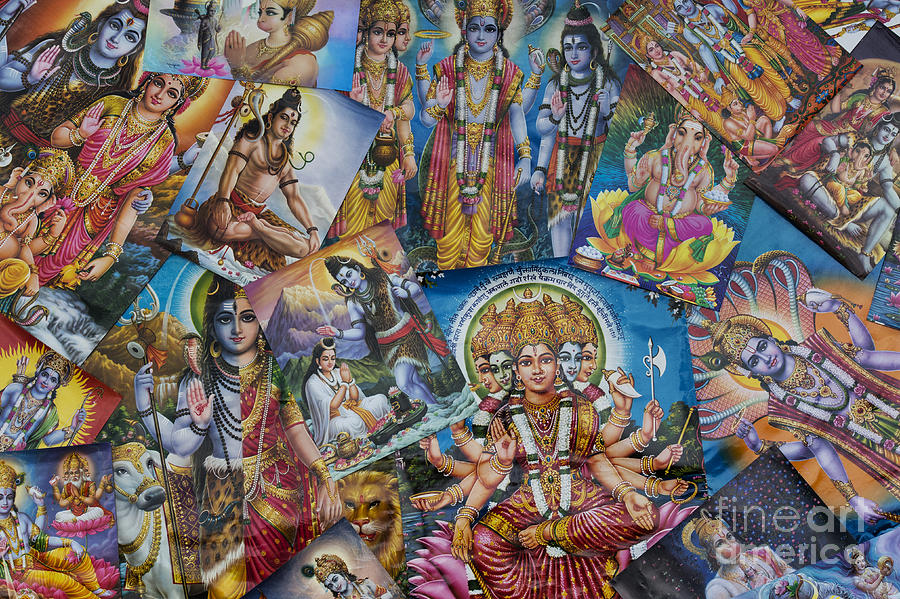 Hindu Posters Photograph