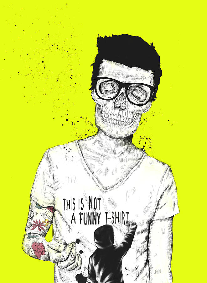 Hipsters Not Dead Drawing