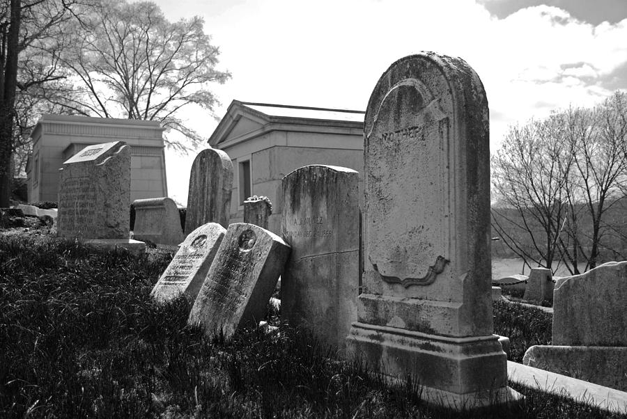 Historic Cemetery Photograph