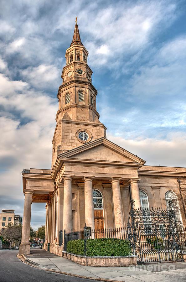 Historic Charleston Landmark Photograph