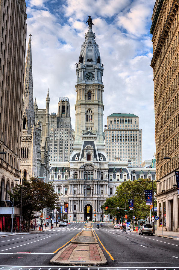 Historic Philly Photograph  - Historic Philly Fine Art Print