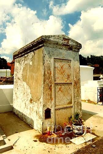 Historic Spirits Of Marie Laveau The Voodoo Queen Of New Orleans Photograph