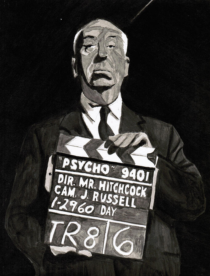 Hitchcock Drawing