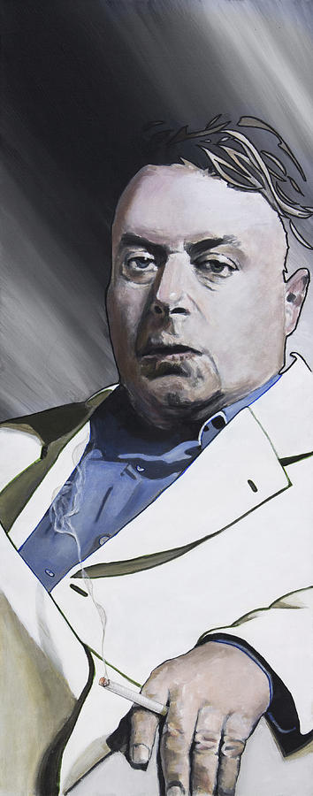 Hitchens Painting
