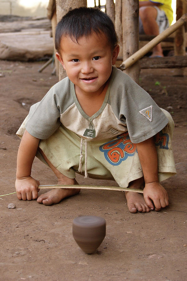Hmong Boy Photograph