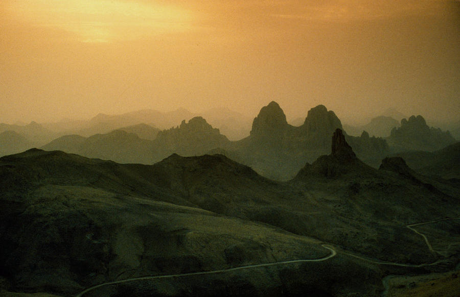 Hoggar Mountains Tour