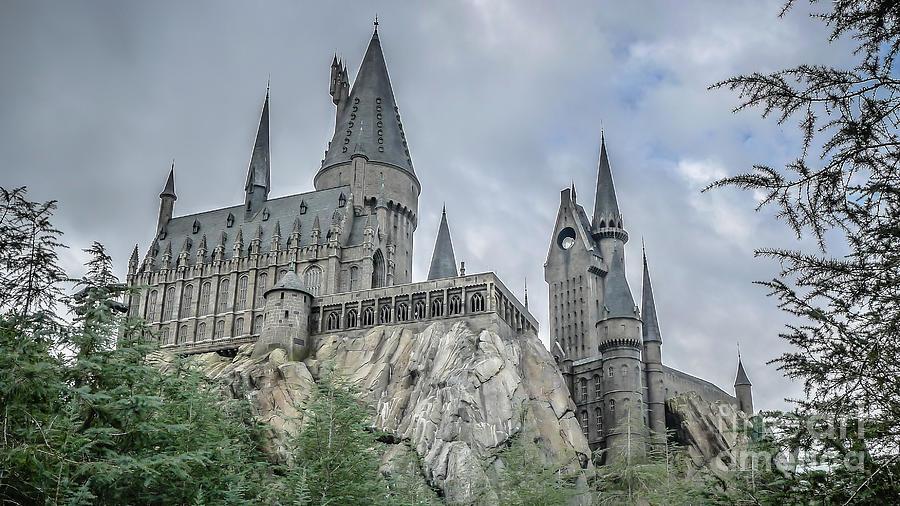 Hogswarts Castle  Photograph