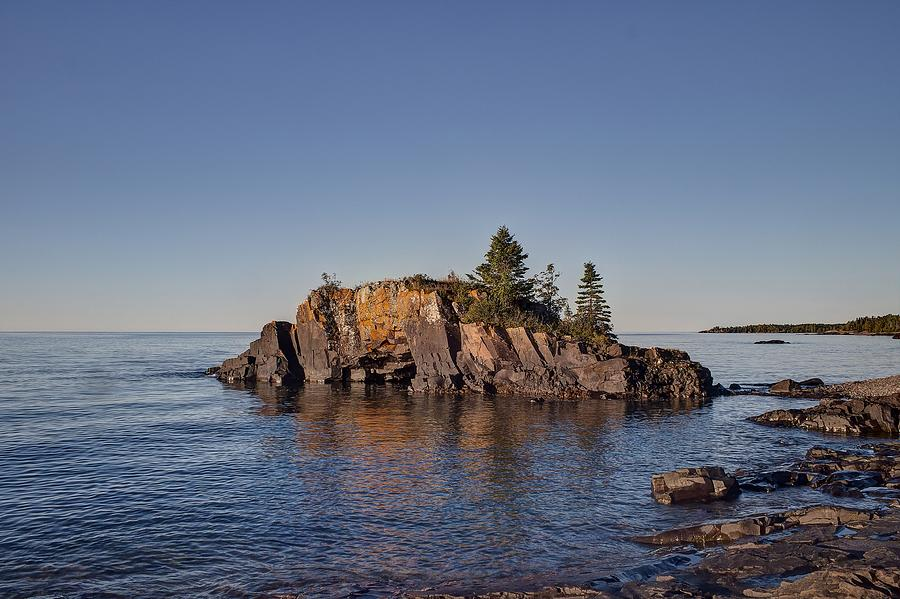 Hollow Rock Photograph