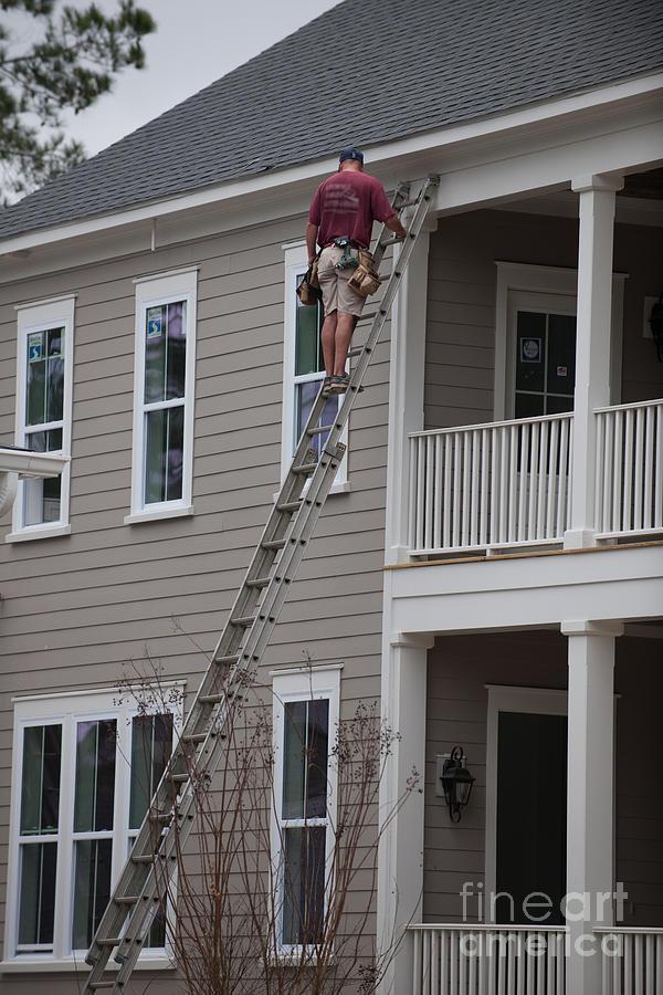 Home Construction Photograph