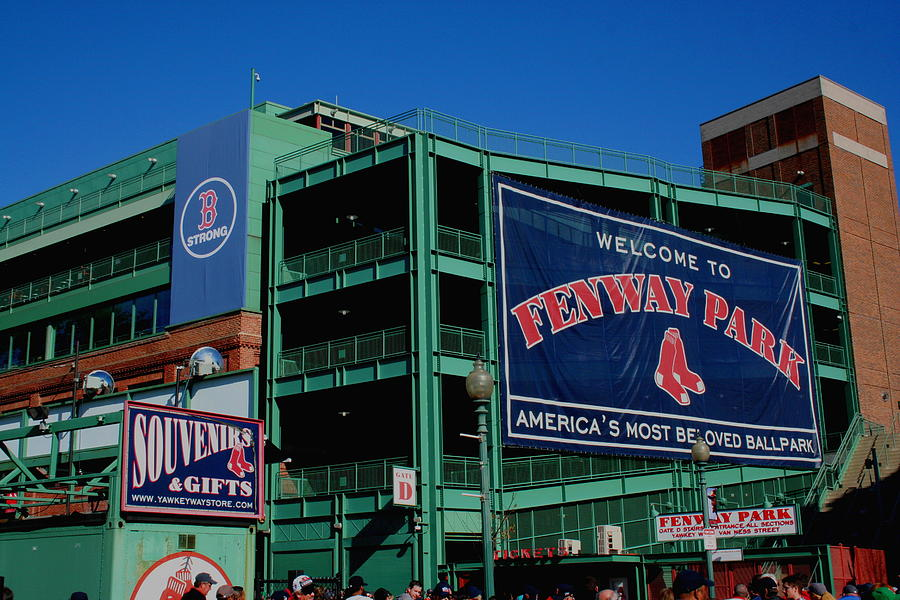 Home Sweet Fenway Photograph
