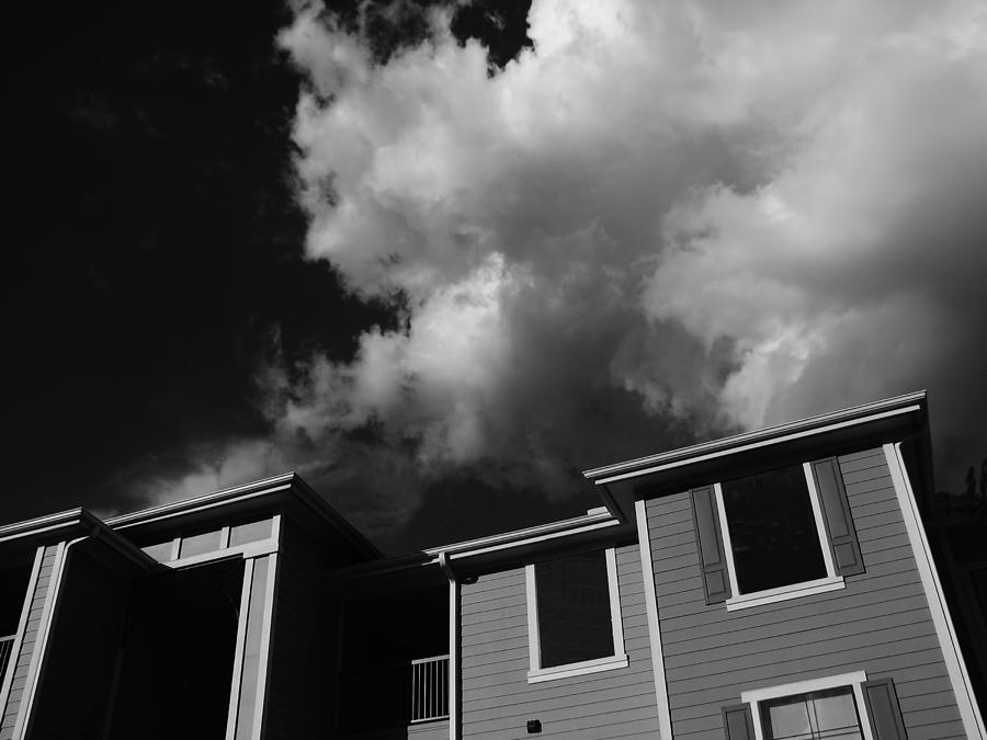 Clouds Photograph - Homecoming by Wendy J St Christopher