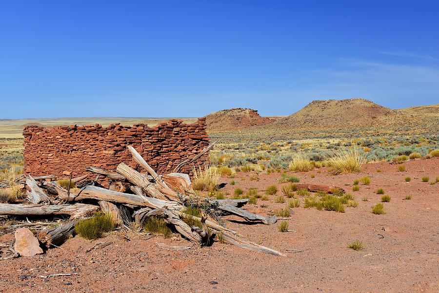 Homolovi Ruins State Park Arizona Photograph
