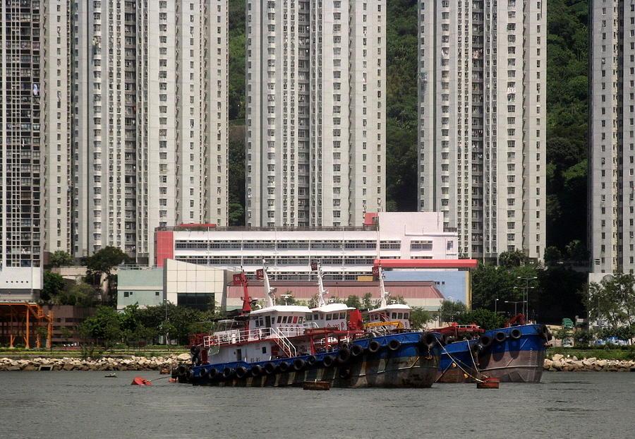 Hong Kong Photograph