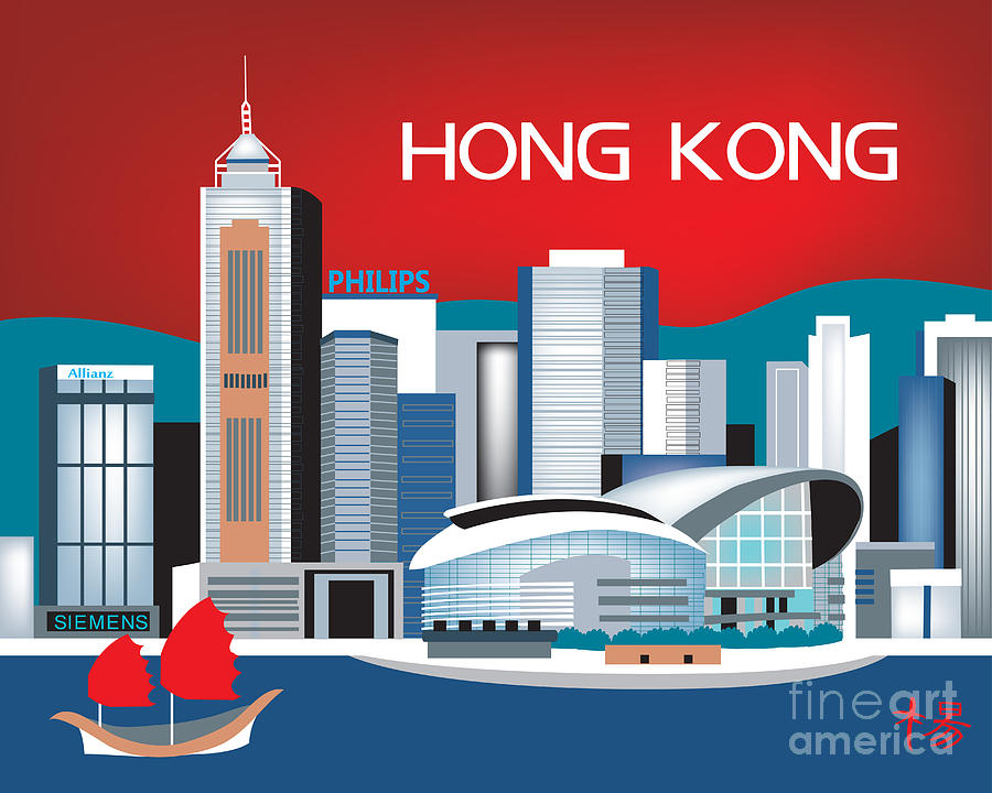 Hong Kong Digital Art