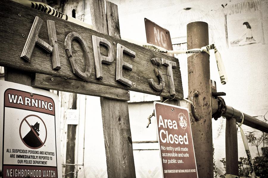 Hope Street Photograph